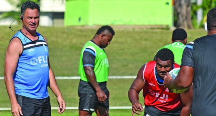 Clash Against Tonga No Joke Says Matson