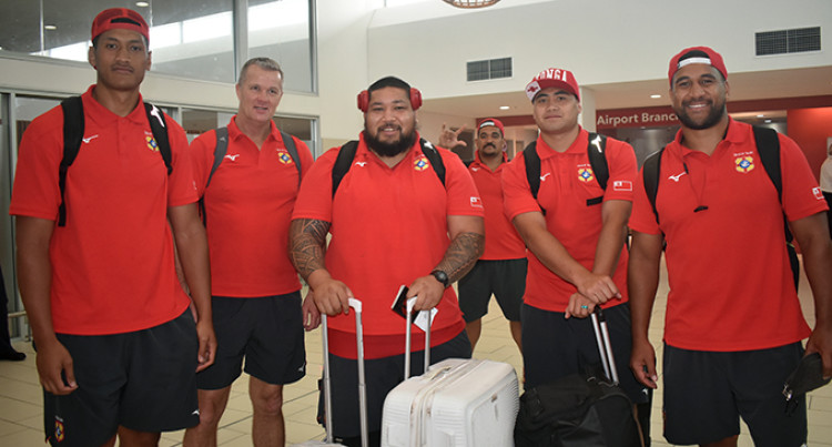 Pacific Nations Cup: We Want To Finish Strongly Say Tonga Coach Toutai Kefu