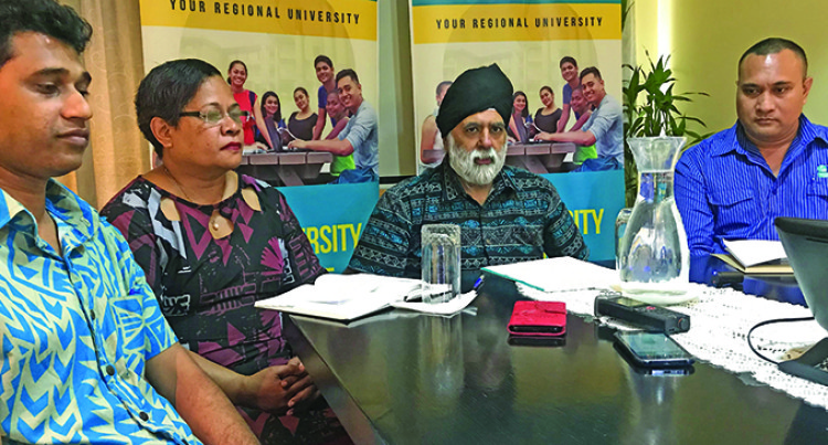 USP Junior Staff Receive 5 Percent Pay Rise Backdated