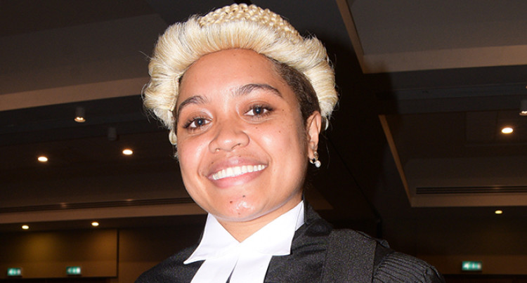 Hard Work Finally Pays Off For Youth Advocate, Luisa Tuilau
