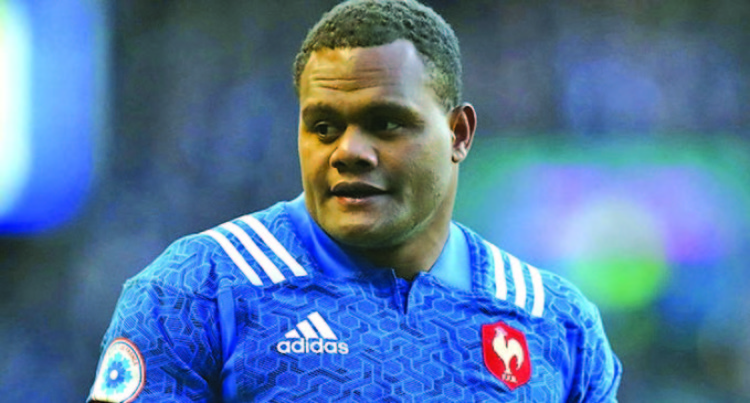 Virimi Vakatawa Gets Rugby World Cup Recall By France