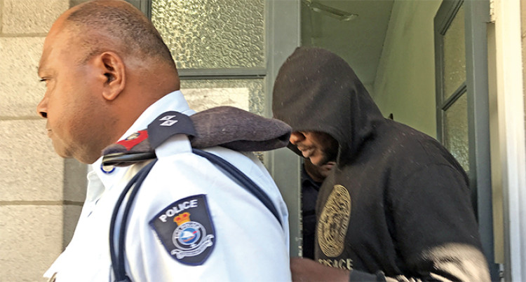 Authorities Beckon Accused To Stand Up For Magistrate, Remove Sunglasses In Court