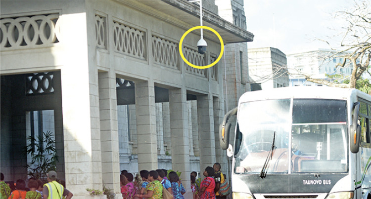 Suva City Council To Install 20 More CCTV Cameras In City