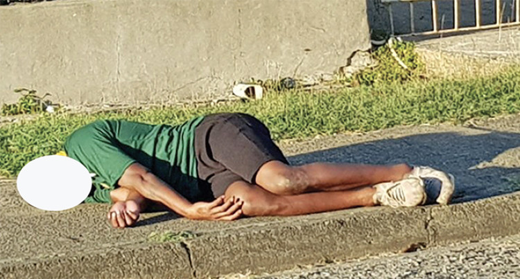 Incapable Drunkards Sleep On Nadi Sidewalks, Residents Concerned