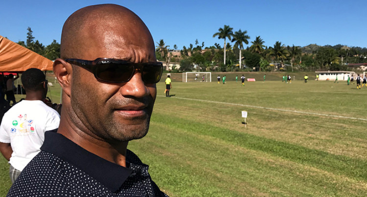 No Place For Drugs In Football Says Fiji Football Legend, Esala Masi