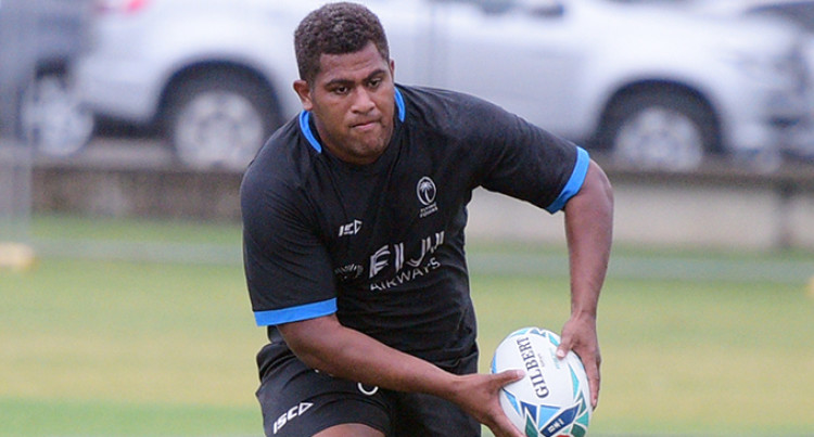 Hard Work And Dedication Pays Off For Fiji's Youngest Rugby World Cup Squad Member