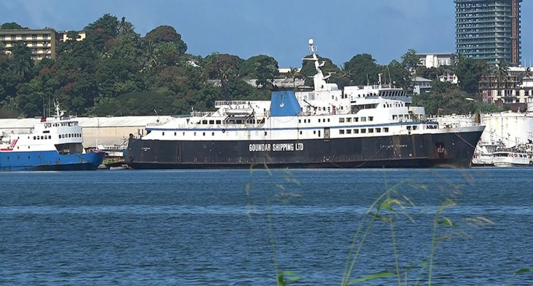 Four Lomaiviti Princess Vessels Yet to be Passed