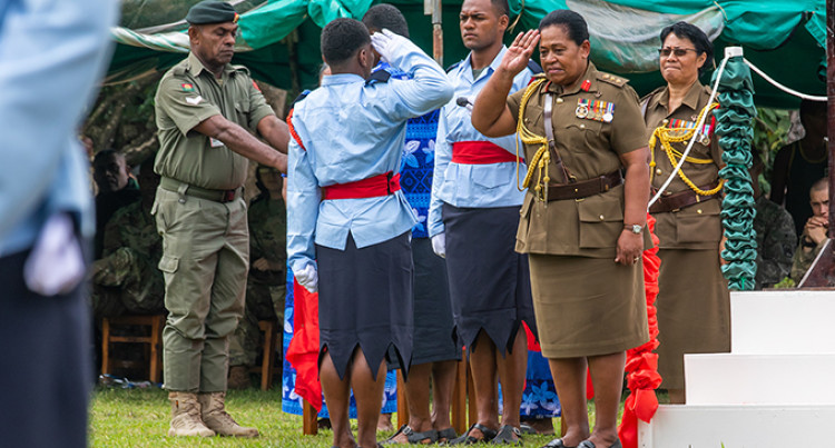 Military Discipline Shines in Students at Passing-Out Parade