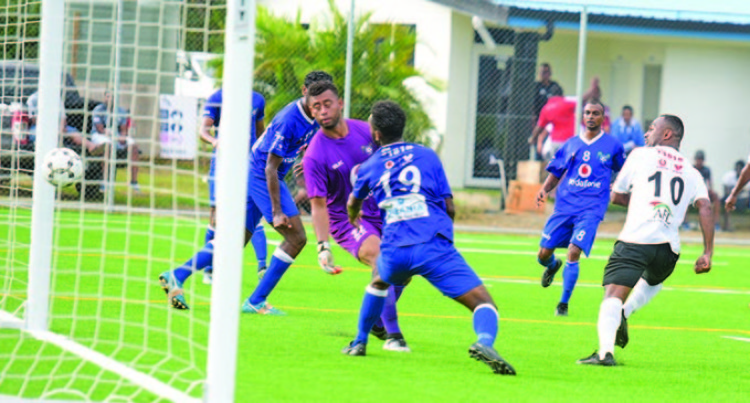 Suva Chase After O-League Spot