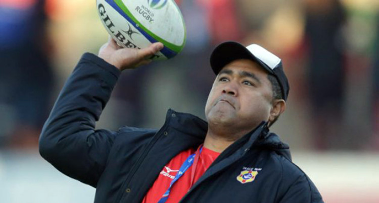 Tonga Call In Top Names To Face Fiji