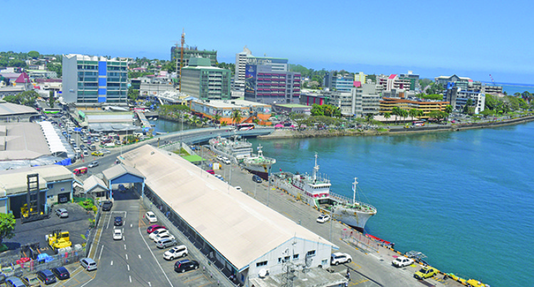 Police Take In Two Women For Allegedly Loitering In Suva City