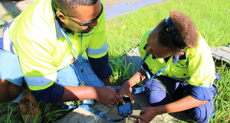 Water Authority of Fiji: New Hand-Held Devices For Accurate Meter Reading