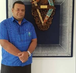 Savenaca Siwatibau a cyber crime expert of the Cyber Crime Unit.