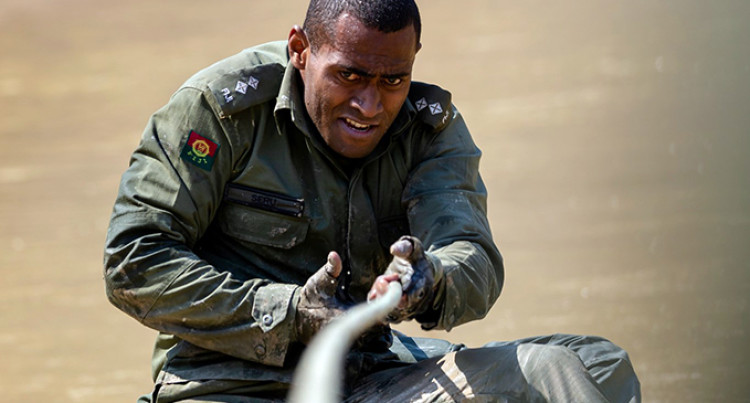 Republic of Fiji Military Forces Shine at Australian Skills Competition