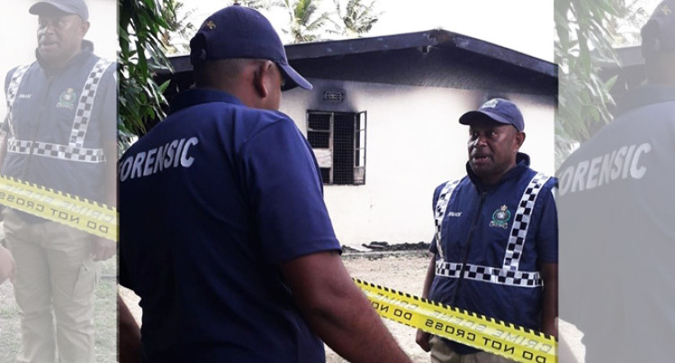 6-Year-Old Child Dies Trapped In A House Fire, Rakiraki