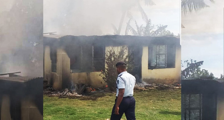 55-year-old Drasa, Lautoka Woman Trapped Inside Alleged Fatal House Fire