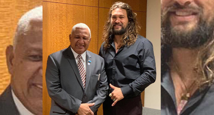 Jason Momoa Calls On World Leaders For Global Unity To Address Global Crisis