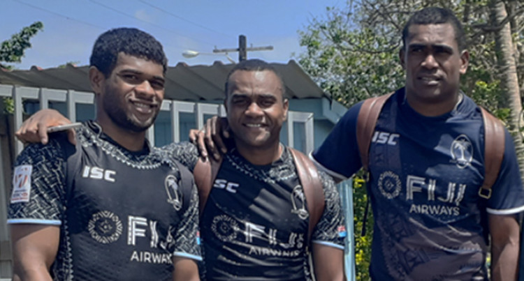 Young Fijian 7s Team Bow Out In Style