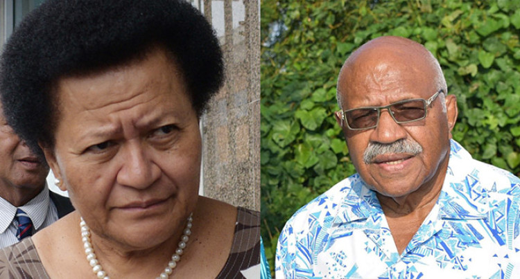 Rabuka, Adi Litia Boycott Privileges Committee Meeting