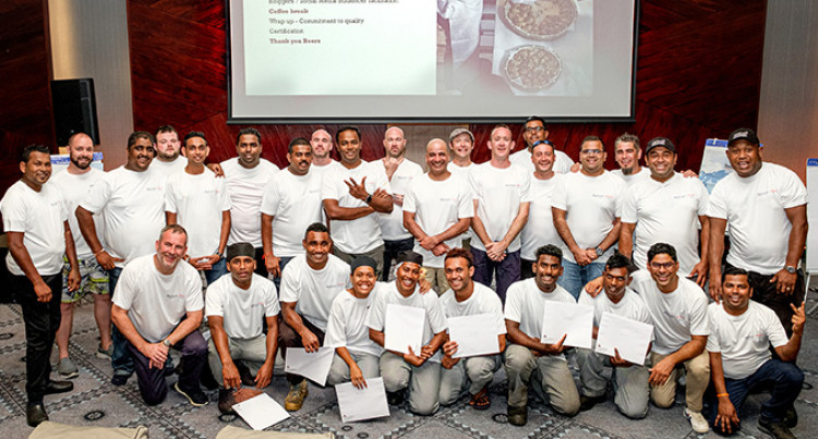 Fiji Marriott Hosts 30 Visiting Chefs