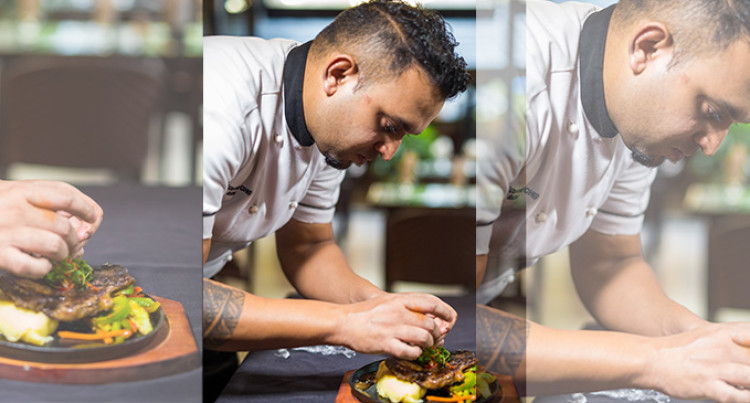 Singh Loves His Work As An Executive Chef