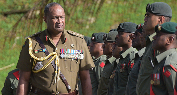 Land Force Commander Colonel Gadai Assures Public, Under His Command,  2000 Mutiny Events Will Not Be Repeated