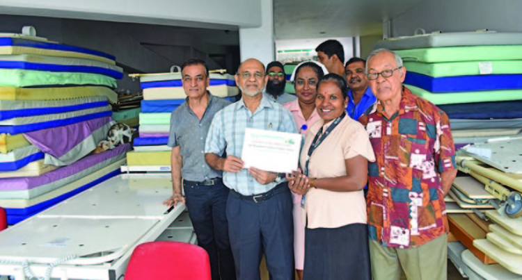 Labasa Hospital Gets $50K Worth Of Equipment