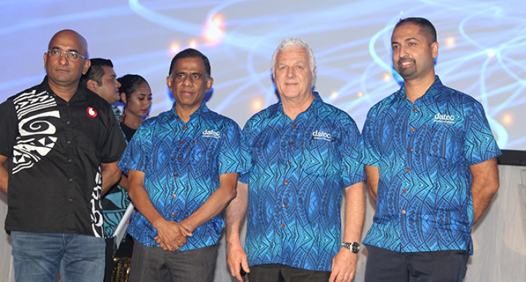 Datec Fiji Opens New Office And Launches New Logo