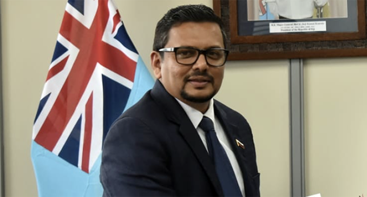 Damodar Appointed As Chair Of Miss Fiji Pageant 2019