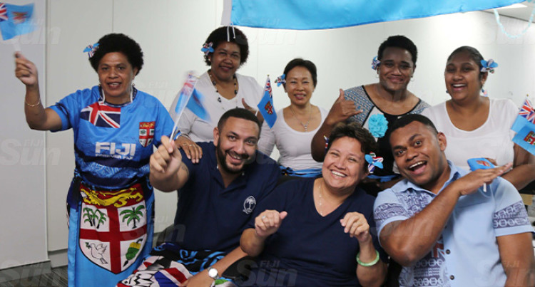PM's Message To Flying Fijians: Eyes of Entire Nation Will Be Upon You