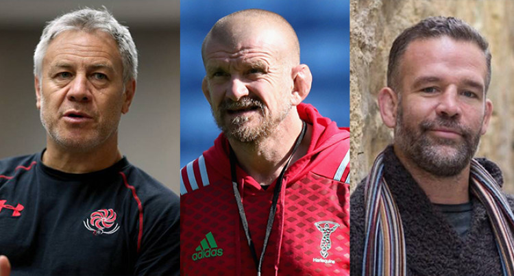 RWC 2019: The Brains Behind Georgia