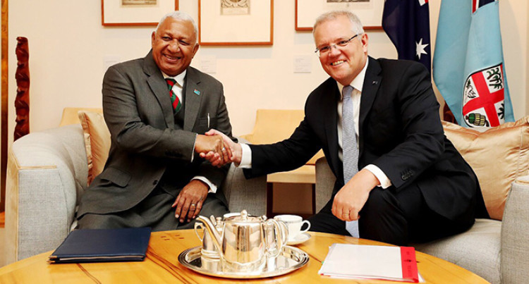 PM'S Australian Visit: Relations Stronger As Leaders Sign Vuvale Partnership