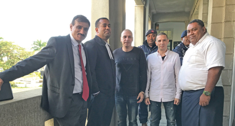 Charge Ruling Today: Prosecution Files Amended Charges For Cypriot Brothers