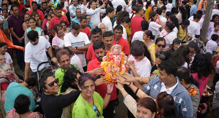 Ganesh Utsav Ritual