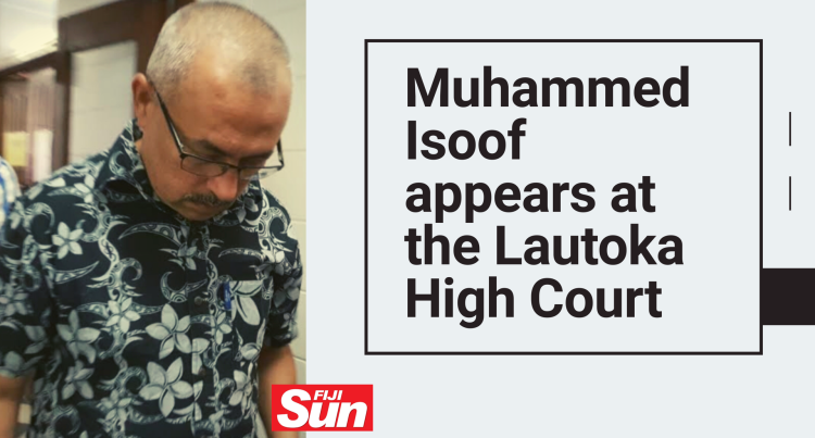 Muhammed Isoof Charged With Five Counts Of Murder