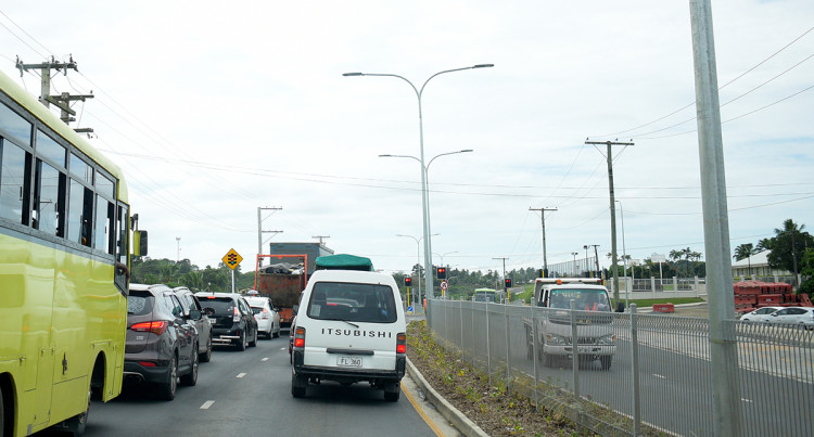 $50 Million Four-Lane Nakasi To Nausori Road Eases Traffic