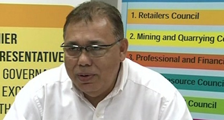 Nesbitt Hazelman Is New General Manager For Nadi's Denarau Corporation Limited