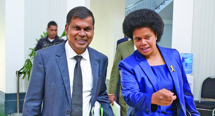 Qereqeretabua's Curse On FijiFirst MPs, Descendants, Backfires, Withdrawn