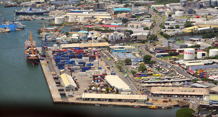Fiji Government And Asian Development Bank Discuss Ports Master Plan