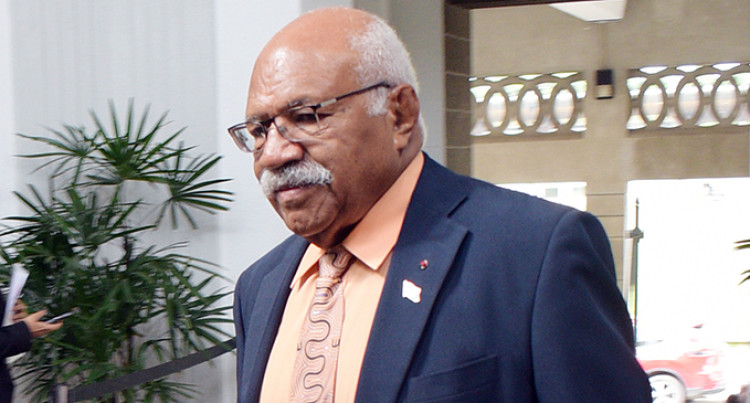 Rabuka Caught Out In Hero Bid Over Peace Deal