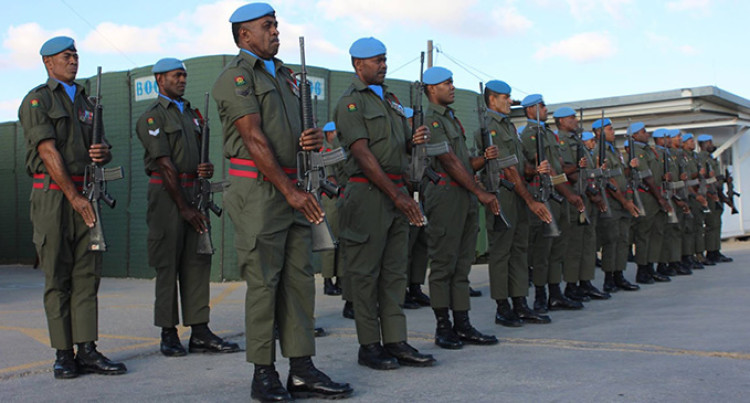 Unami Troops: China Envoy Set To Open RFMF Training