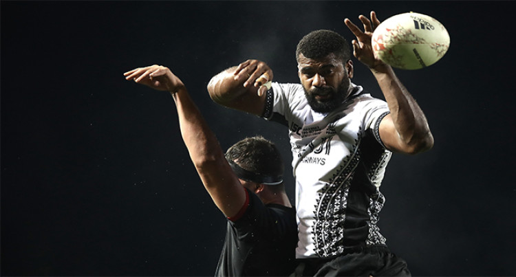 Scarlets sign Fiji World Cup lock Tevita Ratuva