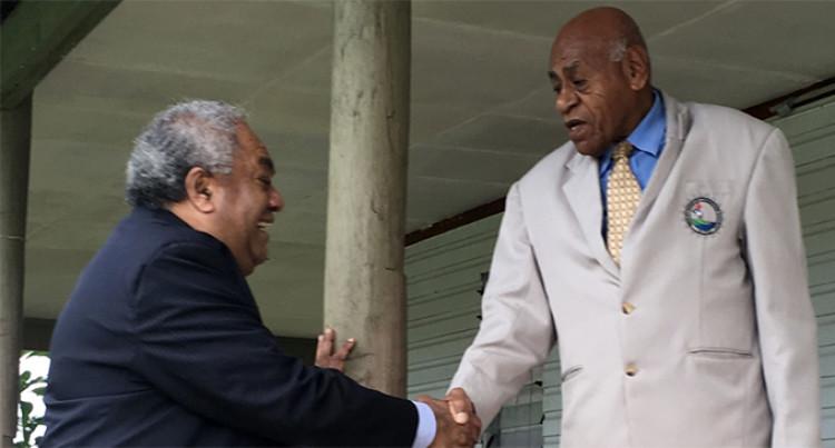 Reverend Vakadewavosa Starts Methodist Reunification Bid