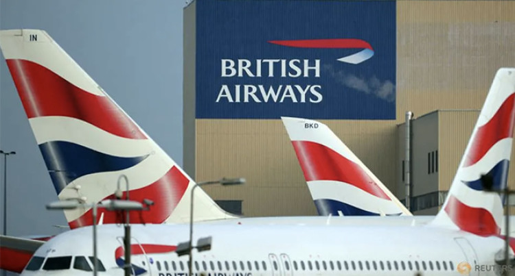 British Airways Flights Grounded As Pilots Begin 48-hour Strike