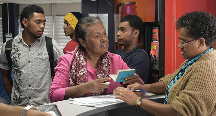 Suva Rush For New ePassports Keeps Immigration Non-Stop Busy