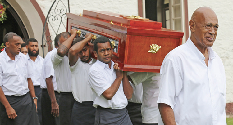 Ratu George Kadavulevu Laid To Rest