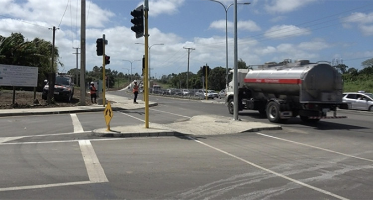 New Four Lane Section Of Kings Highway A Speeding Hotspot: LTA
