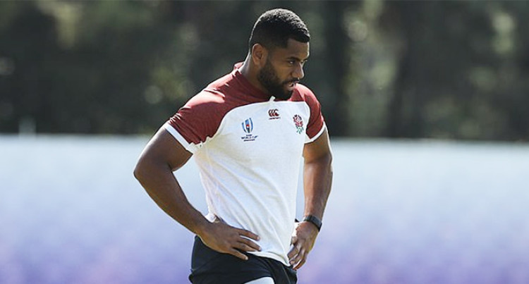 Dream Come True For Joe Cokanasiga, From Mascot To Wing For England