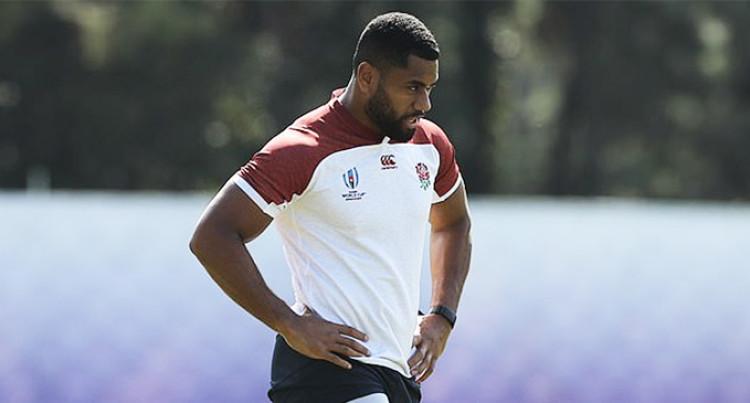 Dream Come True For Joe Cokanasiga, From Mascot To Wing For England