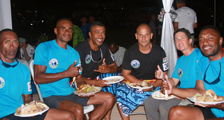 Eco-Challenge Fiji : 330 Competitors Take Part In Race